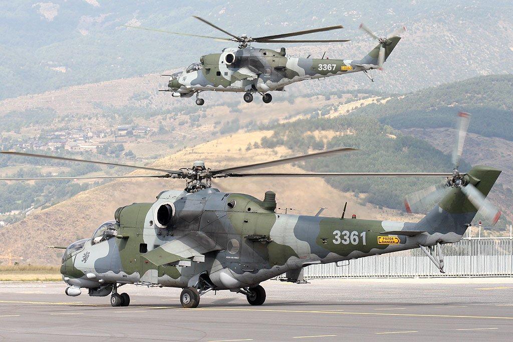 Mil Mi-24 Hind - Page 5 Photo12