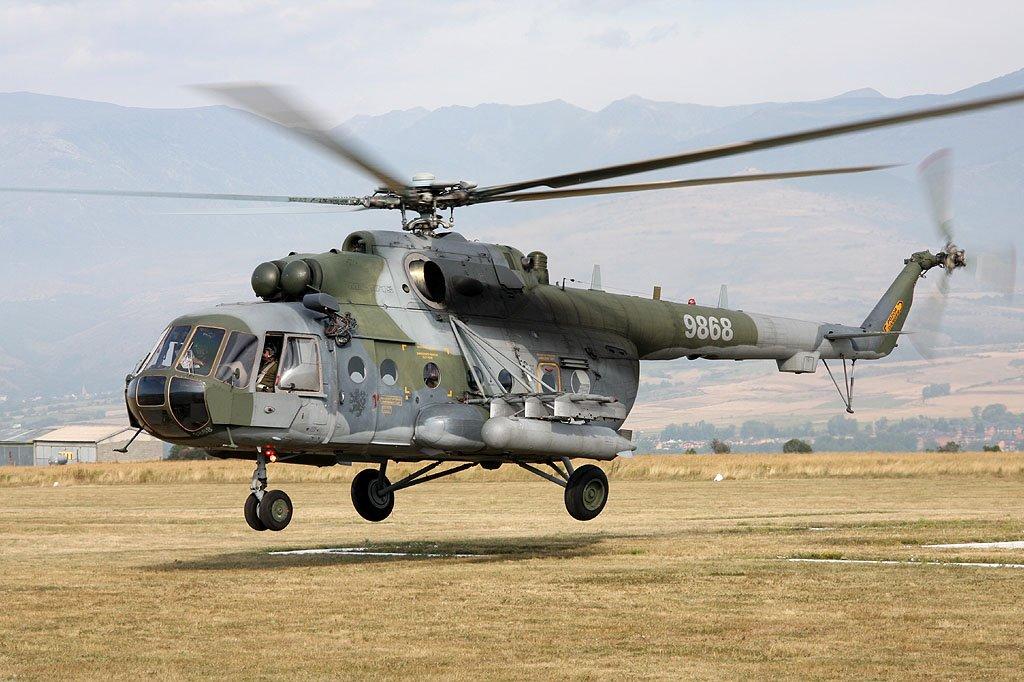 Mil Mi-8/Mi-17 Hip - Page 2 Photo19