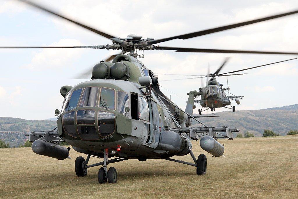 Mil Mi-8/Mi-17 Hip - Page 2 Photo8