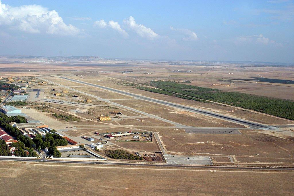 Base Aerea De Albacete Fotos Mundo Historia